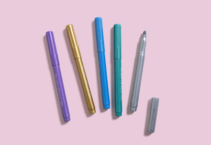 Medium 21973trigripmetallicpencolor36